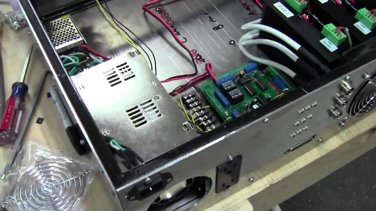 Cnc Router Wiring Diagram 2001 Chevy Blazer Printer