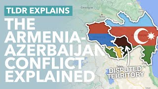 Why Missiles Are Being Fired: Armenia & Azerbaijan Conflict Explained (Nagorno-Karabakh) - TLDR News