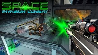Space Invasion Combat Android GamePlay Trailer