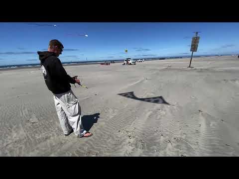 Shadow Flying Djinn (quad kite by Kite Forge)