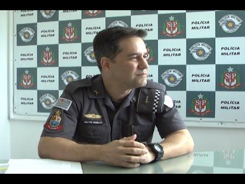 24º BATALHÃO DA POLÍCIA MILITAR TEM NOVO COMANDANTE