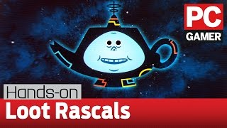 Loot Rascals gameplay — one of the weirdest roguelikes since The Binding of Isaac