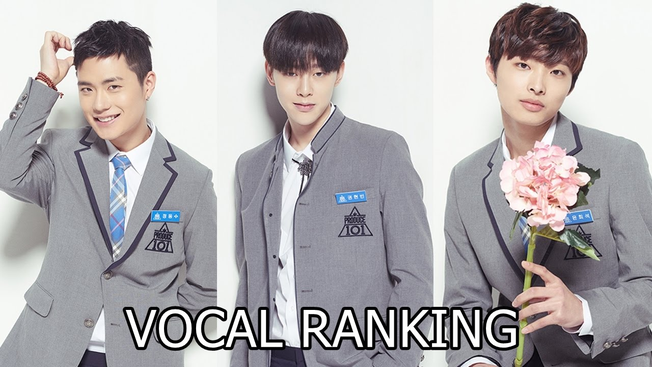 PRODUCE 101 S2 POSITION EVALUATION RANKING (VOCAL) EP.7 - YouTube