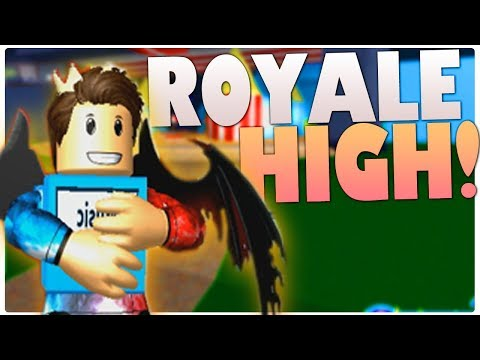 ROYALE HIGH SCHOOL! NEW LESSONS AND HOMEWORK! - Roblox Royale High Prince and Princess School!