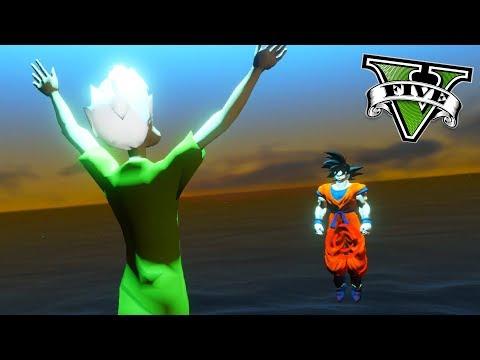 Shaggy vs Goku !! (LA PELEA LEGENDARIA) - GTA V Mods