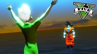 Shaggy vs Goku !! (LA PELEA LEGENDARIA) - GTA V Mods