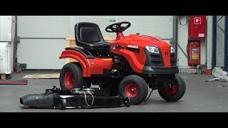 Montaz traktorka URSUS UR-TR107-500BS-S