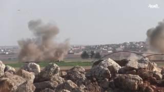 معركة كسر عظم بين أنقرة والأكراد وداعش شمال سوريا