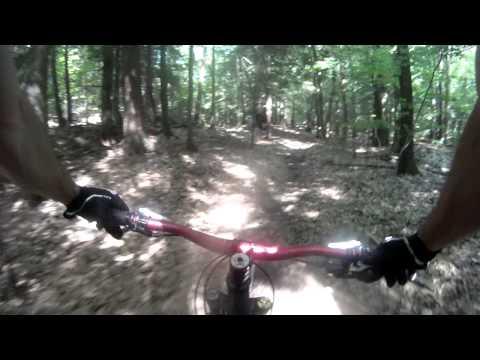 Moreau Lake State Park, NY-Mountain Bike