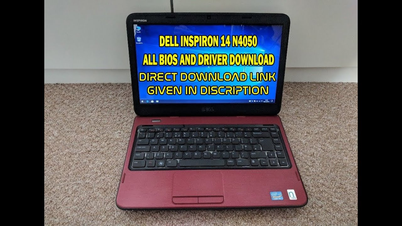 DELL INSPIRON N4050 WINDOWS 7 DRIVER