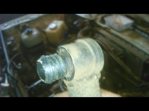 Троит,трясет двигатель ВАЗ на холостых (одна из причин)