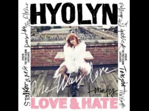 One Way Love (너 밖에 몰라) - Hyo Rin [AUDIO + MP3 DL]