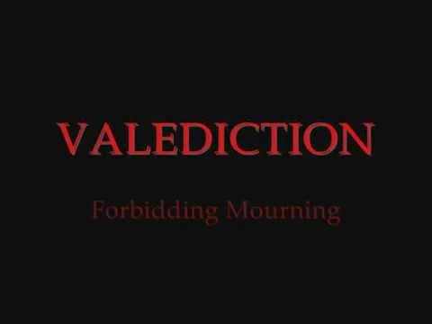 A Valediction: Forbidding Mourning AVP