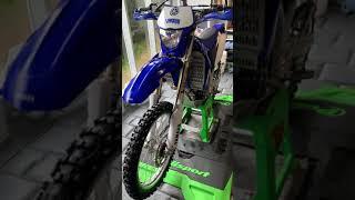 Inside Dirtbike basics 2011 WR250F bike review