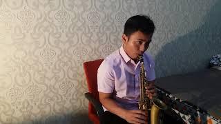 Ya maulana - baby saxophone cover