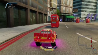 Disney Cars 3 Full Movie Video Game Driven to Win Launch Gameplay Part 4