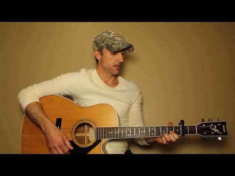 Light It Up - Luke Bryan - Guitar Lesson | Tutorial
