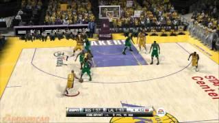 NBA Elite 11 Gameplay DEMO