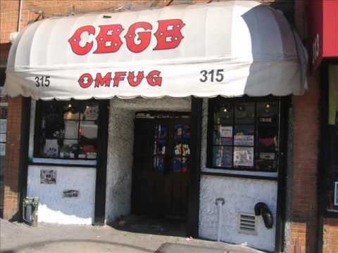 Flatline @ CBGB in New York City 12-8-01