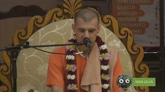 Бхагавад Гита 18.47 - Бхакти Расаяна Сагара Свами