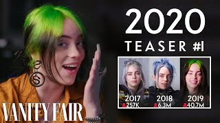 Billie Eilish: Same Interview, The Fourth Year (Teaser #1) | Vanity Fair