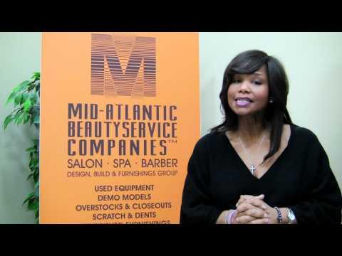 Mid-Atlantic Beauty Salon Equipment With Cortney Hicks