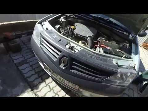 Renault Logan - Осмотр кузова