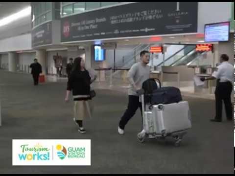 Tourism Works for Guam! Guam Customs