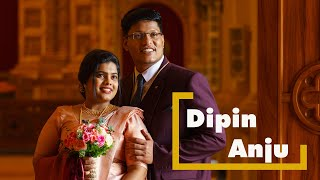 Dipin & Anju Wedding Highlights