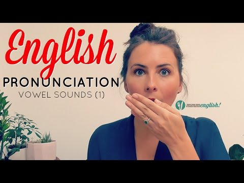 English Vowel Sounds - Pronunciation Training