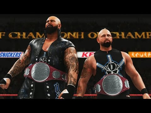 WWE 2K18 My Career Mode   Ep 39   RAW TAG TEAM CHAMPIONSHIP MATCH!!! (WWE 2K18 My Career Part 39)