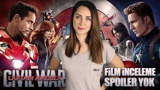 Captain America: Civil War Spoilersız Film İncelemesi / İç Savaş