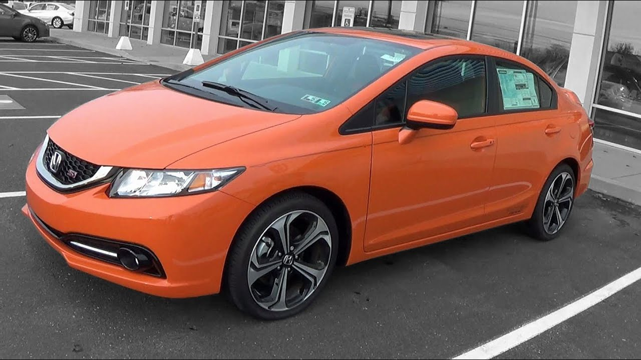 Nice 2015 Honda Civic Si: Review   YouTube