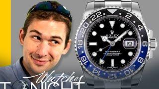 Rolex GMT Master BLNR, Omega Grey Side, De Bethune DB28 & Greatest Watch Designs of This Decade