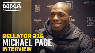 Michael Page Hopes Bellator Cuts Paul Daley After Bellator 216 - MMA Fighting