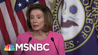 Pelosi: 'I Feel Certain' Coronavirus Relief Bill Will Have Bipartisan Support | MSNBC