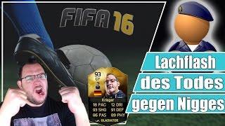 Krieger am Limit | Lachflash des Todes | FIFA 16 | Klatsch den Nigges