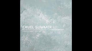 Cruel Summer - Taylor Swift (Abandoning Sunday Cover)