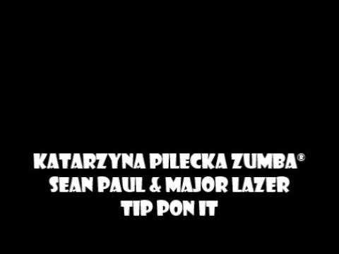 Katarzyna Pilecka Zumba - Tip Pon It (31 weeks pregnant)