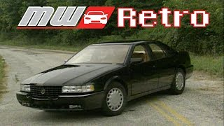 1992 Cadillac Seville STS | Retro Review