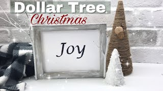 Dollar Tree Christmas DIY Ideas