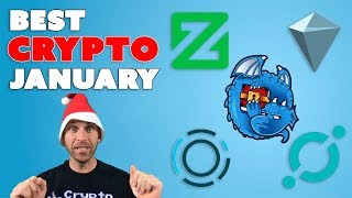 Top Cryptocurrency Jan 2018 - Zcoin, Icon, Lisk (plus some surprises!)