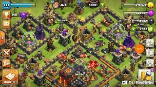 14 Mauerringe in Clash of Clans für Mauern ausgeben!Wie viel werden wir schaffen?!(Clash of Clans)