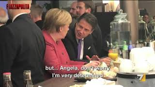 EXCLUSIVE - PM Conte to Angela Merkel: 'Salvini is against everybody' - The extended ...