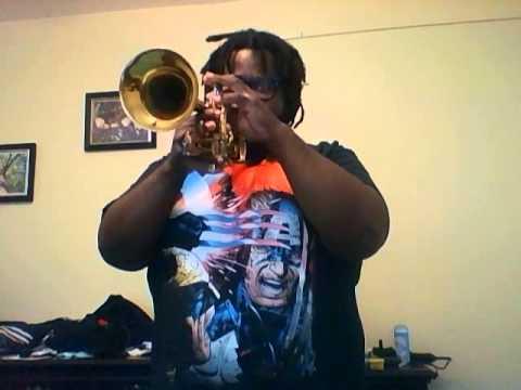 Final Fantasy 7 Main Theme- Trumpet Style!