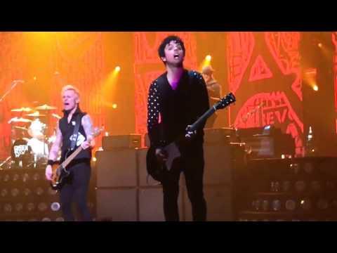 Minority - Green Day at Barclays Center Brooklyn NY 3/15/17
