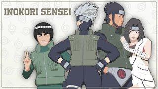 [ MMD Naruto ] Inokori Sensei - The Konoha 11 + DL