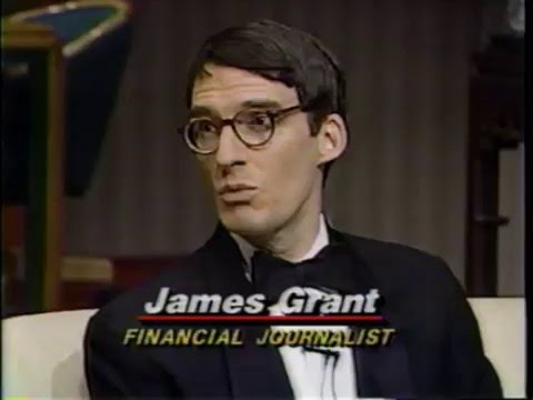 Pt 1 Wall Street Week - New Years Edition (Dec. 28, 1990)