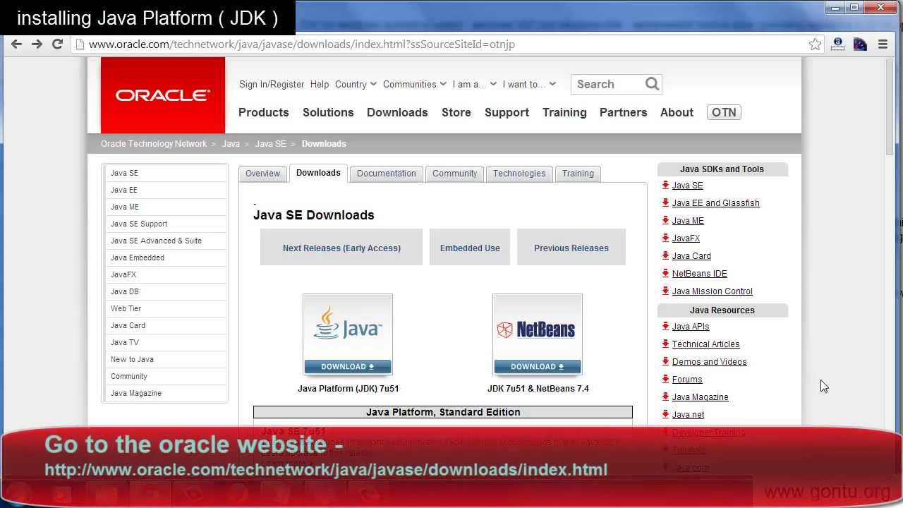 Oracle java tutorial pdf download choice image any tutorial examples core java tutorial oracle image collections any tutorial examples core java tutorial 02 installing java development baditri Images