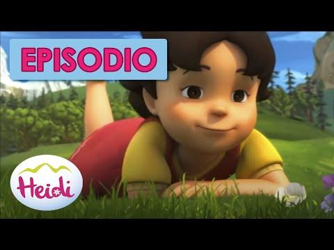 Heidi 3D: Episodio 1 - Hacia la cabaña del abuelo